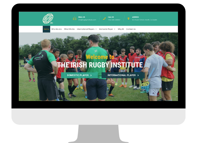 Irish Rugby Institute