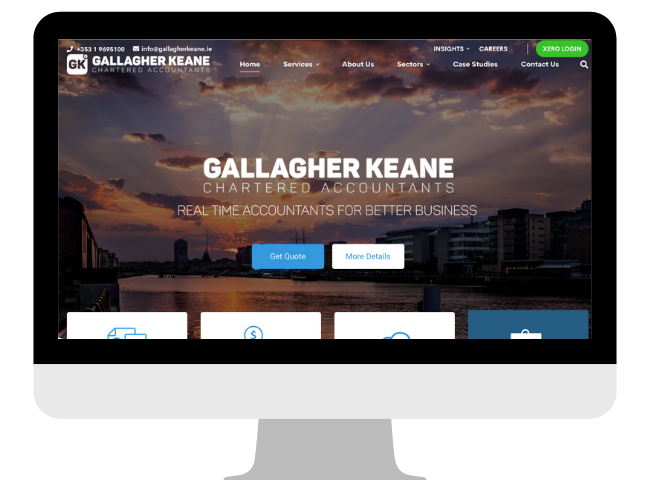 Web Design Dublin
